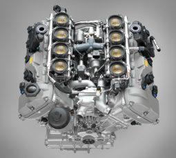 Двигатель V8