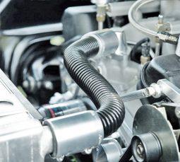 патрубки системы охлаждения авто