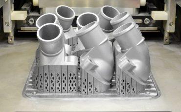 3D печать из металлов - воздуховоды