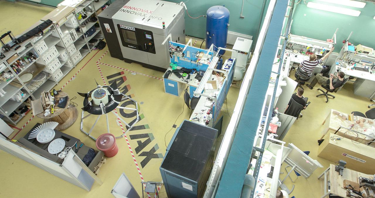 Лаборатория innovax
