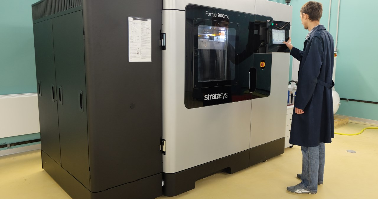 3D-принтер Stratasys Fortus 900